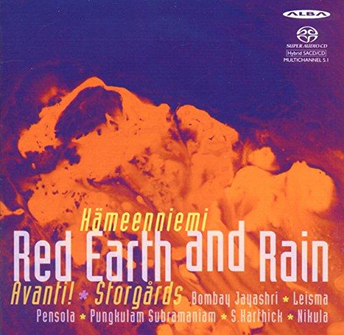 Red Earth & Rain