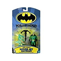 Batman: World of Batman Hover Jet Batman Action Figure