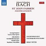 J.S.バッハ:ヨハネ受難曲 1749年版+1725年版追加楽章[CD2枚組]