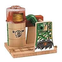 プラレール 廃盤 木製トーマスシリーズ冬の燃料補給 winter feul up
