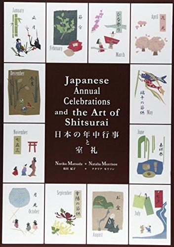 日本の年中行事と室礼の詳細を見る