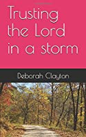 Trusting the Lord in a storm