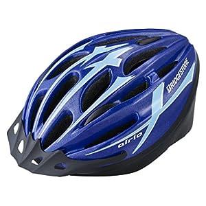 BRIDGESTONE(ブリヂストン) エアリオ ヘルメット ブルー CHA5456 B371300S M (頭囲 54cm~56cm)