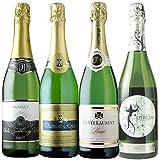 現役ソムリエの売れ筋スパークリングワイン4本セット 第6弾 スパークリングワインセット