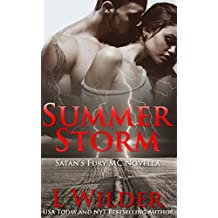 Summer Storm: A Satan's Fury MC Novella