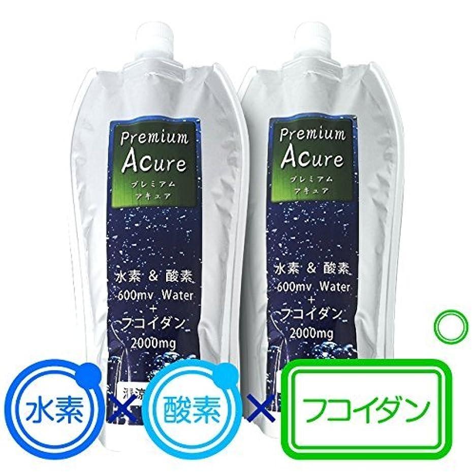 進行中裁判所タッププレミアム アキュア(Premium Acure)530mlx12本入(無炭酸 水素水 酸素水 フコイダン 機能水 活性酸素除去 水 ミネラルウォーター)