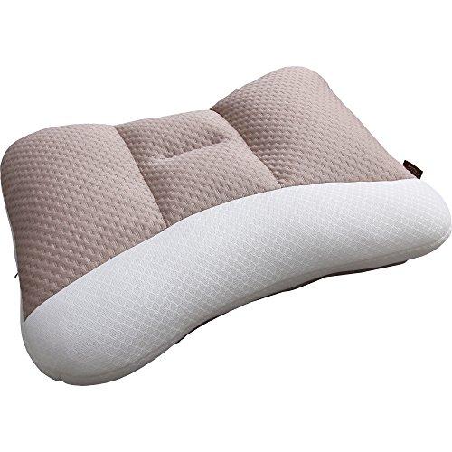 アイリスオーヤマ 枕 匠眠 高さ調節ピロー ハイクラス ソフト Sサイズ ブラウン