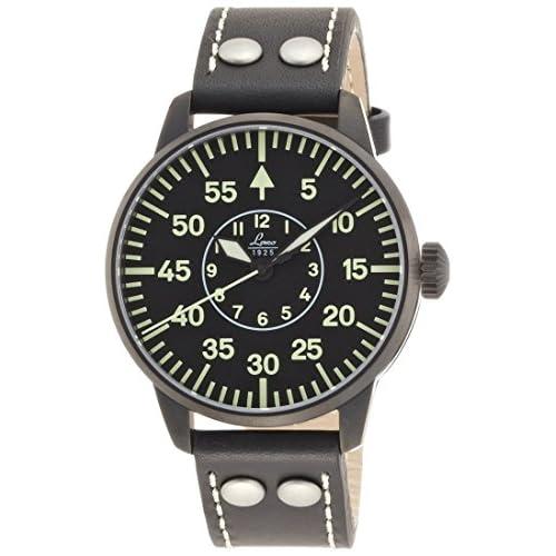 [ラコ]Laco 腕時計 パイロット 自動 巻き 5気圧 防水 メンズ 861760 ビーレフェルト メンズ 【正規輸入品】