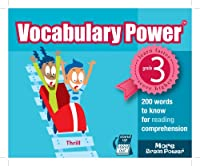 Vocabulary Power Grade 3: 200 Words to Know for Reading Comprehension
