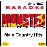 Monster Hits Karaoke #1057 - Male Country Hits by Lee Greenwood, Vince Gill, Alabama, George Strait, Hank Williams Jr, Randy Travi (0100-01-01?