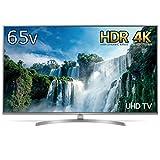 LG 65V型 液晶 テレビ 65UK7500PJA 4K HDR対応 TruNano® Display IPSパネル 2018