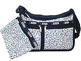 LeSportsac レスポートサック ショルダーバッグ DELUXE EVERYDAY BAG SAILING FLORAL(セイリングフローラル)7507-D837 [並行輸入品]
