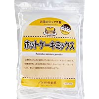 名古屋食糧 お米のミックス粉(ホットケーキ)200g