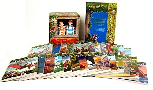 The Magic Tree House Library: Books 1-28の詳細を見る