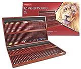 ダーウェント 色鉛筆 パステルペンシル 72色セット ウッドボックスセット 2300343
