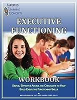 Executive Functioning Workbook: Black and White Version [並行輸入品]