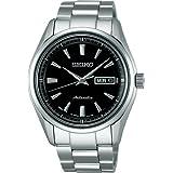 [セイコーウォッチ] 腕時計 プレザージュ メカニカル 自動巻 (手巻つき) サファイアガラス SARY057 メンズ シルバー