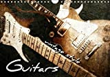 Guitars Vintage Style 2018: Vintage Photos of Electric Guitars and Electric Basses (Calvendo Art)