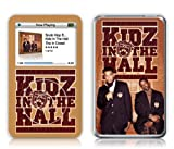 Music Skins iPod Classic用フィルム Kidz In The Hall – The In Crowd iPod classic MSRPIPC00031