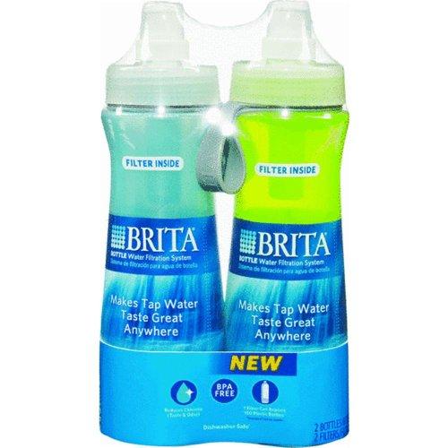 ブリタ ウォーターボトル 2-24オンス...