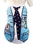 ピースマイル(p-smile) ドッグウエアー 犬服 Tシャツ 被り物 つなぎ お散歩 小型犬 中型犬