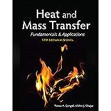 Heat And Mass Transfer, 5E, Si Units