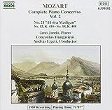 Piano Concerti 12, 14 & 21