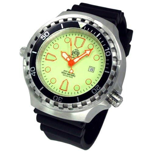[トーチマイスター1937]Tauchmeister1937 腕時計 ドイツ製大型重厚1000M防水ダイバーズ 自動巻 T0269 (並行輸入品)
