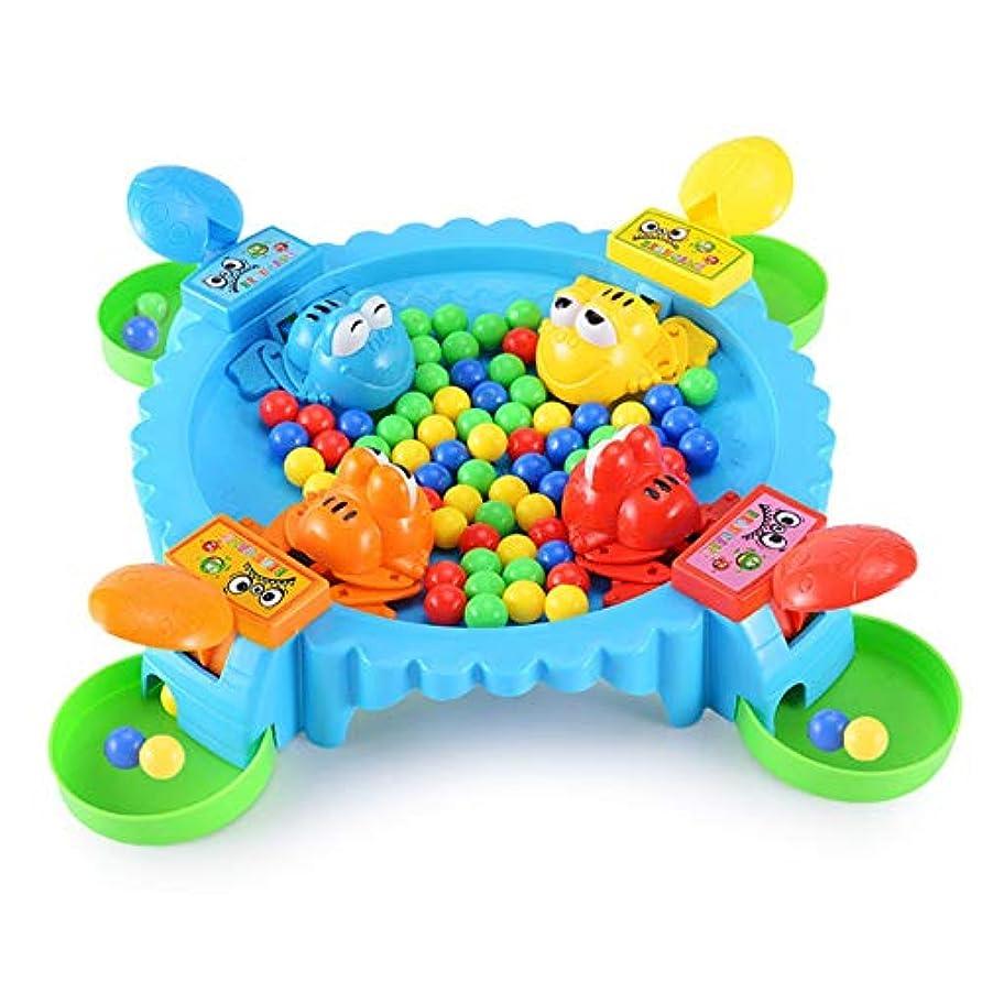 スクランブル事実上までEsolom 卓上ゲーム 子供おもちゃ テーブルゲーム カエルエンドウ 2人-4人子供の日 知育玩具親子ゲーム 誕生日 クリスマス プレゼント 入園祝い贈り物