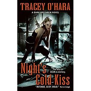 Night's Cold Kiss: A Dark Brethren Novel (Dark Brethren Series)