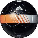 adidas(アディダス) サッカーボール ナイトロチャージ グライダー AF4604BKOR ブラック 4号球
