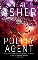 Polity Agent: The Fourth Agent Cormac Novel (4)