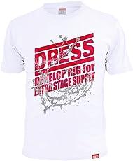 DRESS スプラッシュ Tシャツ