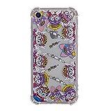Jpan mart Dr.スランプ アラレちゃん ソフトクリア(透明)ケース iphone7 iphone8ケース (iphone7 iphone8, 3)