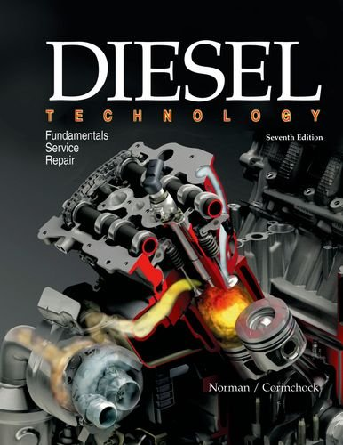 Download Diesel Technology: Fundamentals, Service, Repair 1590707702