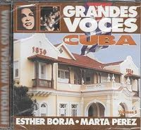 Grandes Voces De Cuba
