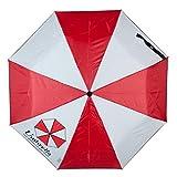 Resident Evil Umbrella Corporationロゴコンパクト折り畳み傘