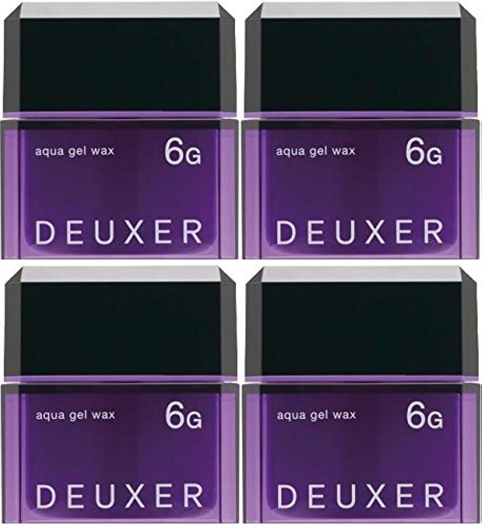 オリエントリンケージアイデア【X4個セット】 ナンバースリー デューサー アクアジェルワックス 6G 80g