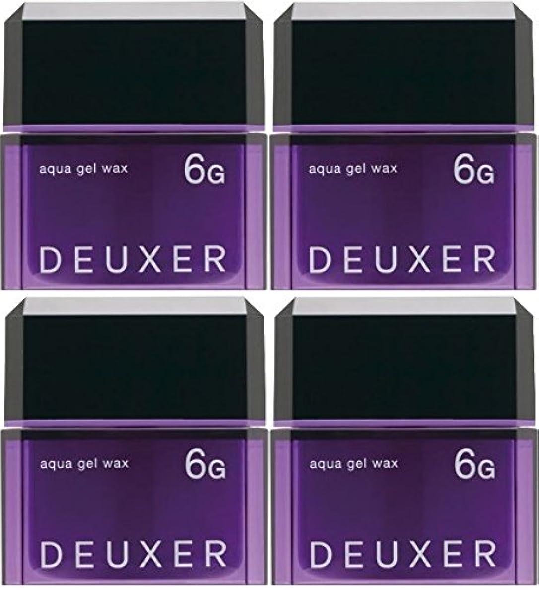 ルートスラダムヒロイック【X4個セット】 ナンバースリー デューサー アクアジェルワックス 6G 80g
