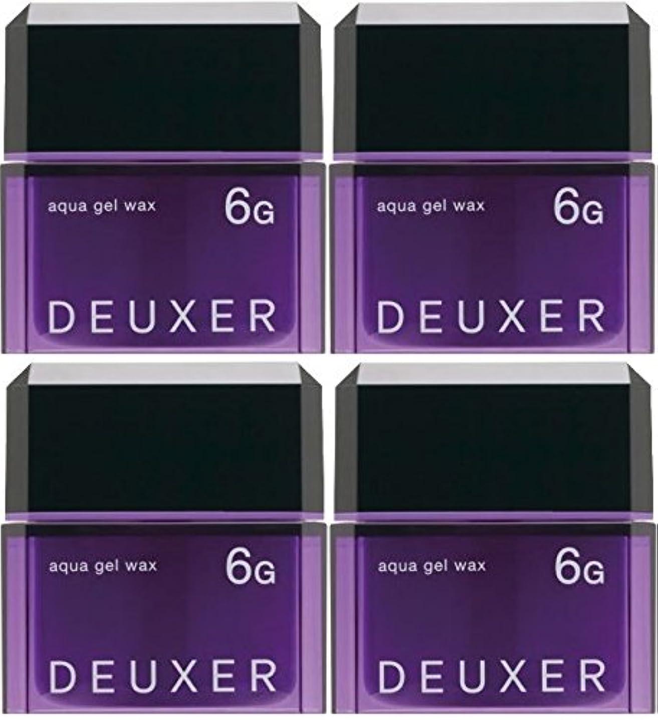 エジプト人マガジン建物【X4個セット】 ナンバースリー デューサー アクアジェルワックス 6G 80g