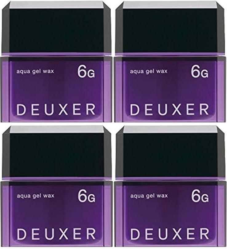 私たちボタンラインナップ【X4個セット】 ナンバースリー デューサー アクアジェルワックス 6G 80g