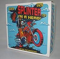 DX9 Toys Splinter UT-D02S 「並行輸入品」
