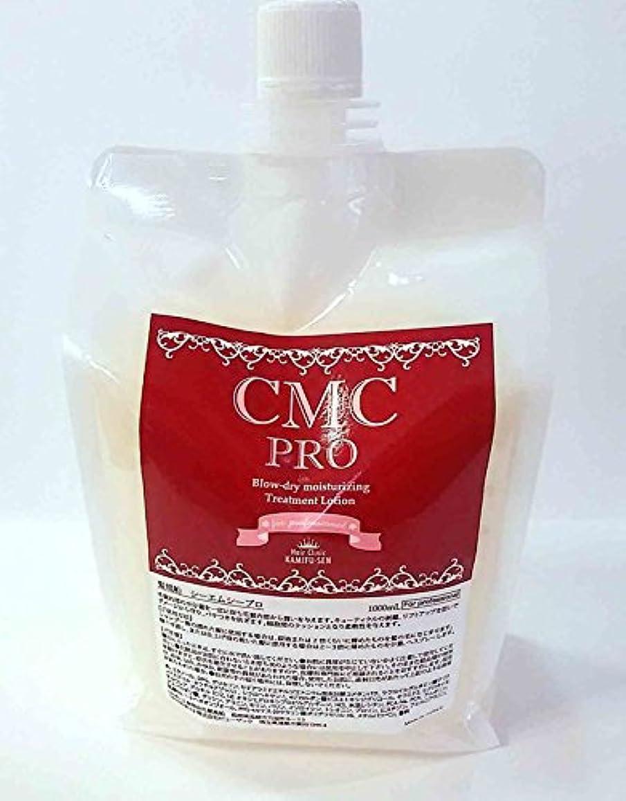 有益な海里達成CMCプロ1000ml(バサバサ髪もしっとり髪へ、ビビリ毛修正に最適)