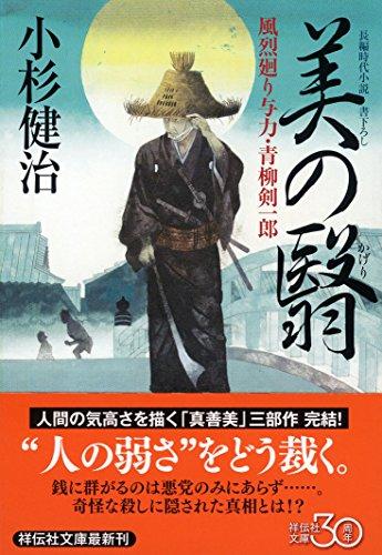 美の翳 風烈廻り与力・青柳剣一郎 (祥伝社文庫)の詳細を見る