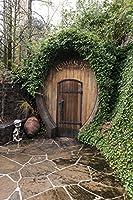 """セントヘレナ、CA–フォト–Entrance To One Of The wine-cellar """"洞窟"""" at the Rombauer Winery in California 's Napa Valley–キャロル・ハイスミス 24in x 16in H23722_24x16"""