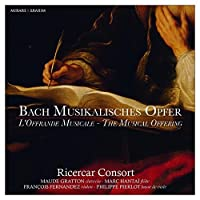 Bach, J.S.: Musical Offering by Ricercar Consort