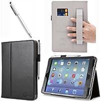 i-BLASON Apple iPad Mini 7.9 Inch Auto Wake / Sleep Smart Cover Leather Case, Black - 並行輸入品