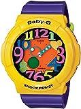 [カシオ]CASIO 腕時計 Baby-G Crazy Neon Series BGA-131-9BJF レディース