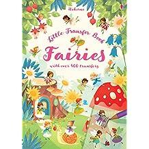 Little Transfer Book Fairies