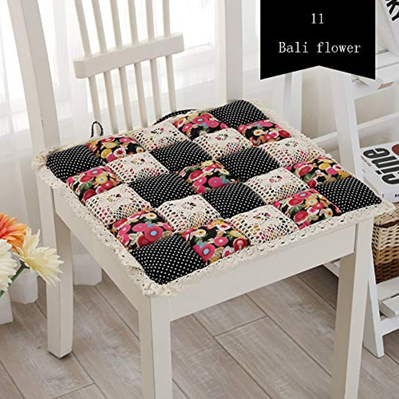 入植者アッパー火曜日LIFE 1 個抗褥瘡綿椅子クッション 24 色ファッションオフィス正方形クッション学生チェアクッション家の装飾厚み クッション 椅子